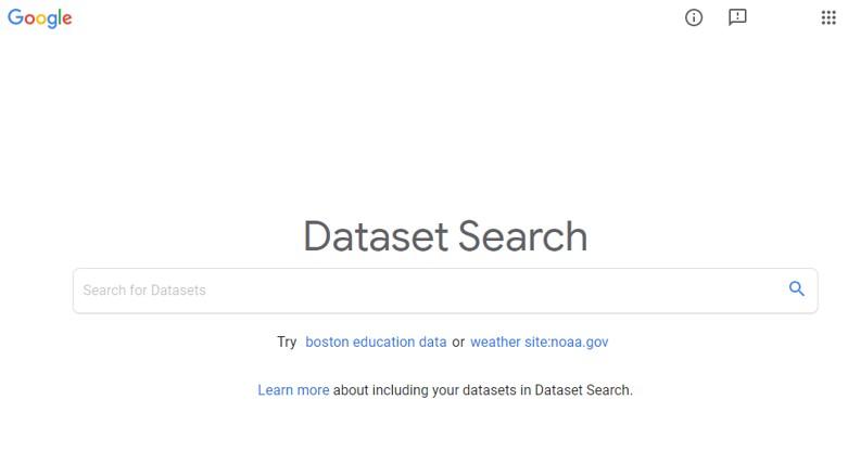 foro jurídico dataset de google