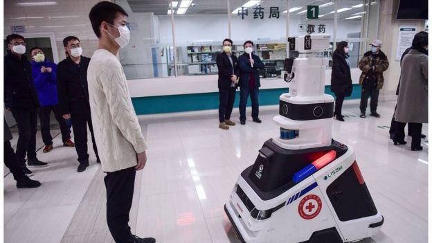 Innovación tecnológica contra el Covid-19 en China
