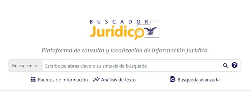 foro jurídico Buscador jurídico SCJN